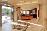 Scottsdale Assisted Living Lobby